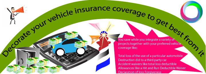 vehicle insurance coverage