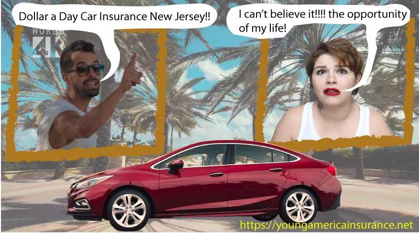 dollar a day car insurance new jersey